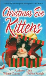 """Christmas Eve Kittens"" - 2001"